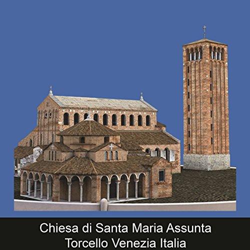 Chiesa di Santa Maria Assunta Torcello Venezia Italia (ITA) copertina