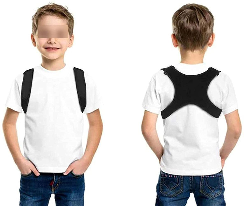 XKUN Back Corrector Posture Correct Color: Free Shipping Cheap Bargain Gift Bracket Bla half