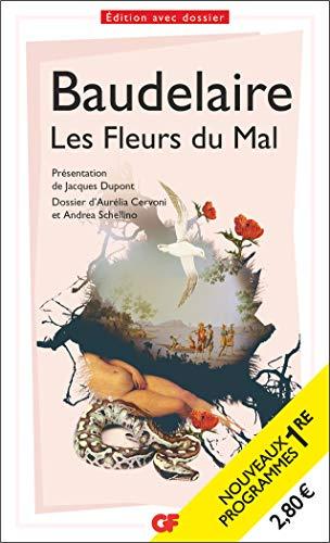 Les Fleurs du mal - PROGRAMME NOUVEAU BAC 2022 1ère - Parcours « Alchimie poétique : la boue et l'or »