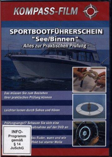 """Sportbootführerschein \""""See/Binnen\"""", 1 DVD"""