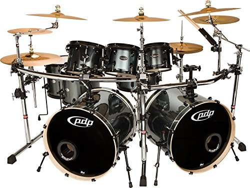 PDP by DW - Double Bass Drum 8-Piece Shell Pack