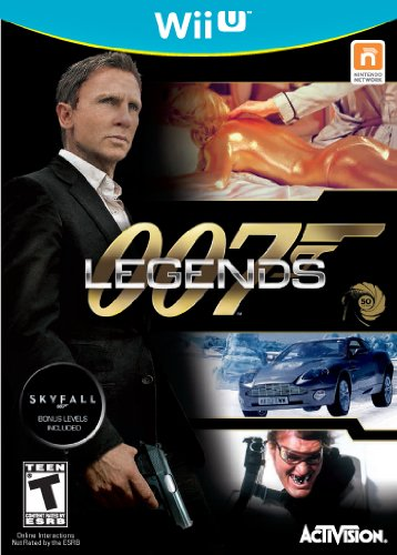 Activision James Bond: 007 Legends, Wii U