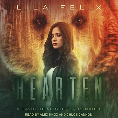 Hearten audiobook cover art