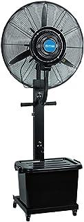 Muebles para el hogar Oscilante Ventilador de piso vertical de pie Enfriamiento silencioso, ventiladores industriales para uso en interiores, dormitorios, salas de estar, oficinas en el hogar y dorm