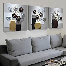 Paintsh  Living Room Decoration Painting Sofa Background Wall Painting Modern Simple Three-Dimensional Hanging Paintings R...