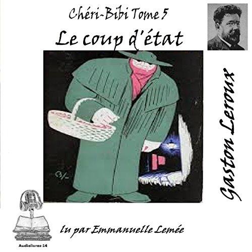 Le coup d'état audiobook cover art