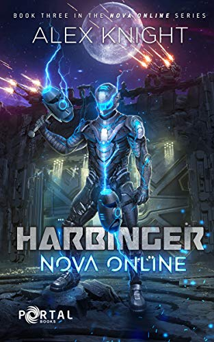 Harbinger (Nova Online #3) - A LitRPG Series (English Edition)