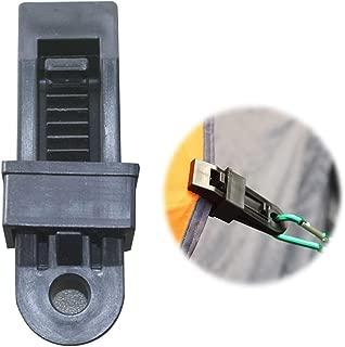 WEKON Lot de 12 Tape Transparent Tenacious Flex corrige la r/éparation des Autocollants pour Les tentes de Camping,Sacs /à Dos,auvents,canots pneumatiques et Matelas gonflables
