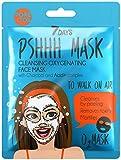 7DAYS Maschera 1 pezzi Azione Detossificante Idratante Bolle Schiuma Bubble Mask