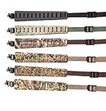 Blackpowder Products The Claw Shotgun Sling with Sling Swivel Studs (Mossy Oak Duckblind Camo)