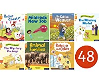 Oxford Reading Tree Word Sparks: Level 6: Class Pack of 48