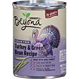 Purina Beyond Grain Free Gravy Wet Dog Food, Grain Free Turkey & Green Bean Recipe in Gravy - (12) 12.5 oz. Cans