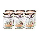 Terra Canis Morosche Karottensuppe - First Aid Magen-Darm-Schonkost, 6x400g I Schnelle Hilfe bei Durchfall in 100% Lebensmittelqualität Aller Rohstoffe I Allergenarm, Getreide - & glutenfrei