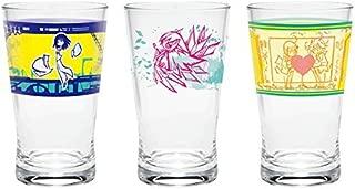 一番くじプレミアム 〈物語〉シリーズ~暦ノ誇リ~ F賞 グラス 全3種