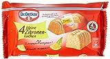 Dr. Oetker fertiger kleiner Zitronenkuchen, 140g (4 x 35 g) -