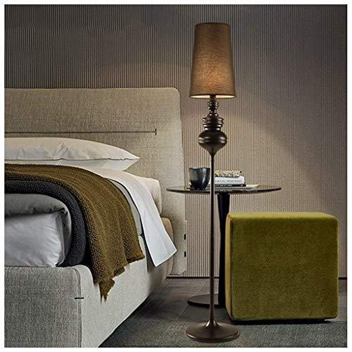 QTDH werklamp voor de vloer, modern led-licht, leeslamp, superhelder, hoge lumen, poolwandlamp voor woonkamer en kantoor