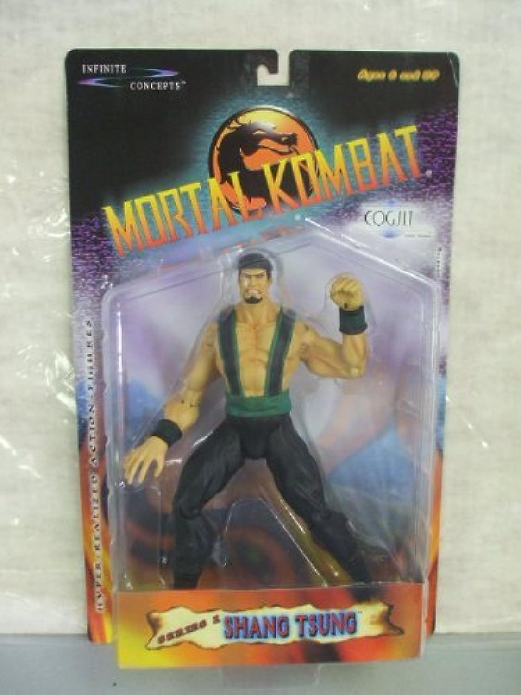 Mortal Kombat Shang Tsung action figure
