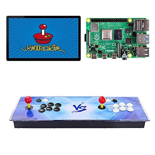 TAPDRA 10000+ Consola Arcade de Juegos Retro para Raspberry Pi 4 Modelo...