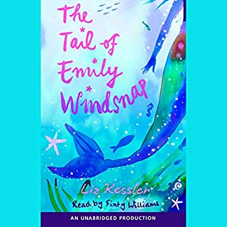 The Tail of Emily Windsnap audiobook cover art