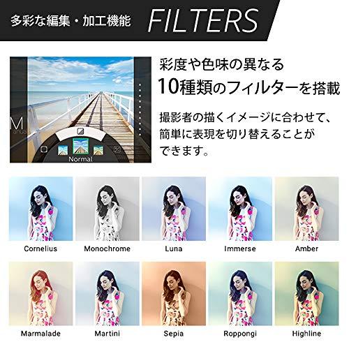 FUJIFILMデジタルチェキSQUARESQ10ブラックinstaxSQUARESQ10