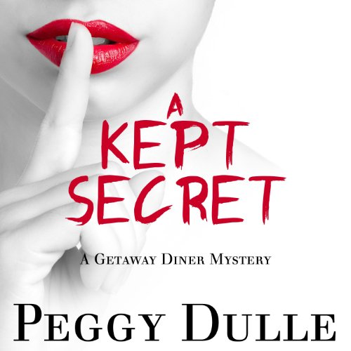 A Kept Secret audiobook cover art