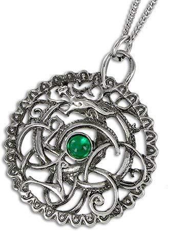 Hampton Court Rose Cruz Tudor Colgante Collar tesoros perdidos de Albión LT03