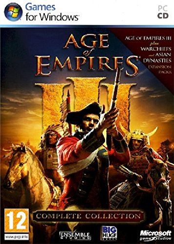Age of Empires III - Complete Collection (PC DVD) [Edizione: Regno Unito]