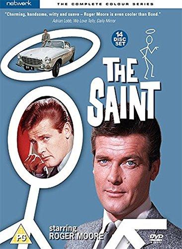 The Saint: The Complete Colour Series [14 DVDs] [UK Import]