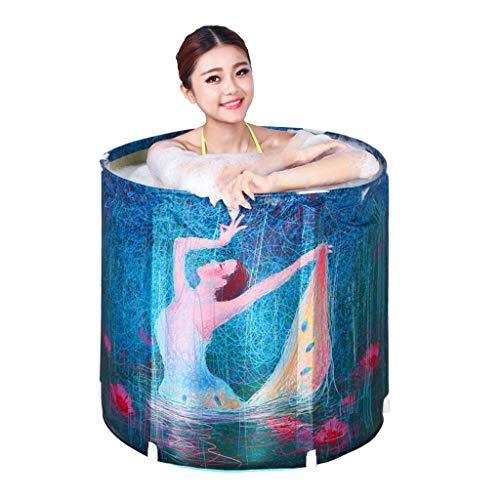 Zwembad Opvouwbare Badkuip Volwassen Opblaasbare Grote Badkuip Huishoudelijke Badkuip Kinderbad Badkuip Ingebouwde Kussen Gewatteerde Isolatie