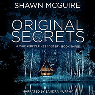 Original Secrets audiobook cover art