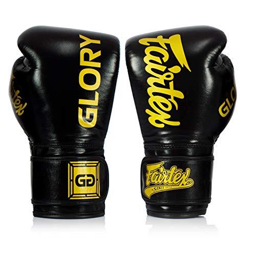Fairtex Boxhandschuhe X Glory - Schwarz...
