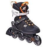 K2 Skates Damen ALEXIS 80 Inline Skates, black-purple, 41.5 EU...