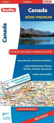 CANADA ROUTIERE ET TOURISTIQUE PREMIUM PDF Books