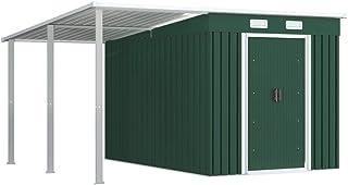 Amazon.es: vidaXL ES - Cobertizos de almacenamiento / Almacenamiento de exterior: Jardín