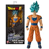 Dragon Ball- Goku Super Saiyan Blue Limit Breakers, Multicolor (Bandai 36731)