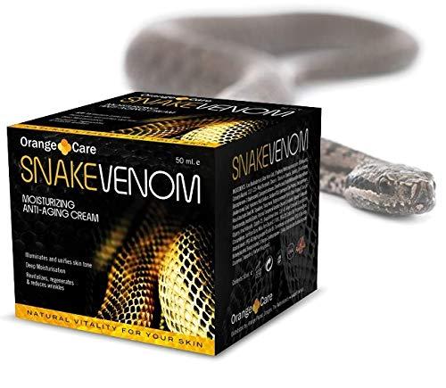 Snake Venom - Crème Serpent Anti rides - 50 Ml