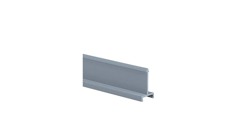 Panduit D3H6 Solid Duct Divider Gray Line El Paso Mall Surprise price PVC Light