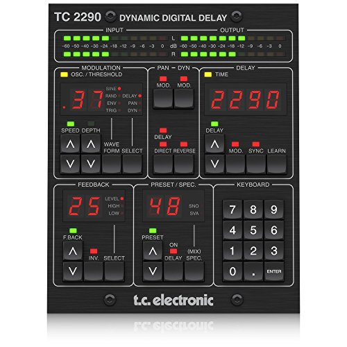 TC Electronic DAW Controller (TC2290-DT)
