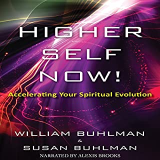 Higher Self Now! audiobook cover art