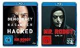 Mr. Robot Staffel 1+2 [Blu-ray]