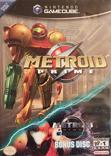 Metroid Prime with Metroid Prime: Echoes Bonus Disc