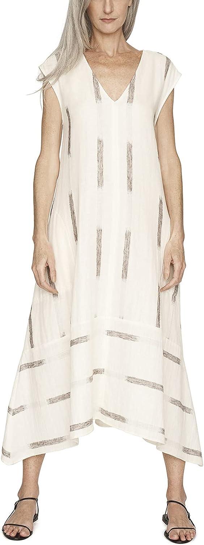 b new Classic york Women's Short Hem Dress V-Neck Sleeve Asymmetrical SALENEW very popular