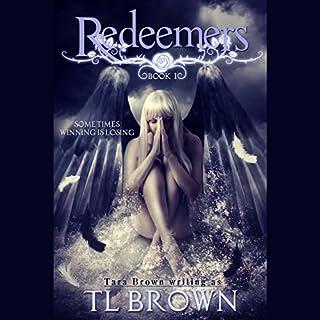 Redeemers audiobook cover art