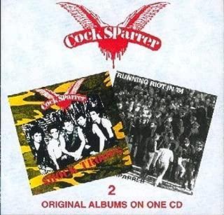 Shock Troops/Runnin' Riot in '84 by Cock Sparrer