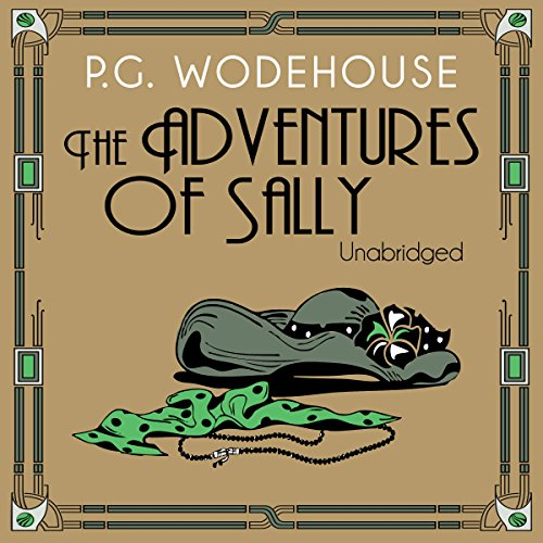 The Adventures of Sally cover art