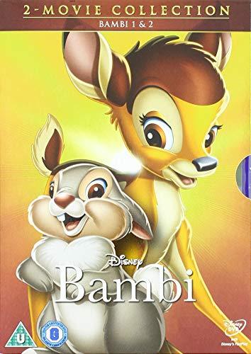 Bambi 1 & 2, Deckung kann variieren [UK Import]