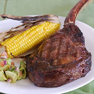 Australian Grass Fed Beef Tomahawk Steaks - 4 pieces, 24-26 oz ea