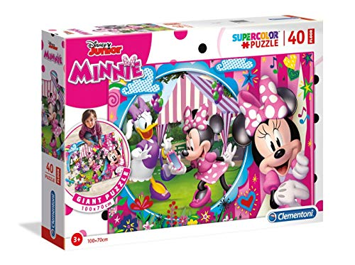 Disney Minnie Puzzle, 40 Piezas, Multicolor (25462.0)