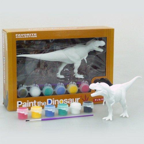 ティラノサウルス ペイント ザ ダイナソー(FD-261)