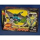 Transformers Beast Wars Transmetals 2 Cybershark